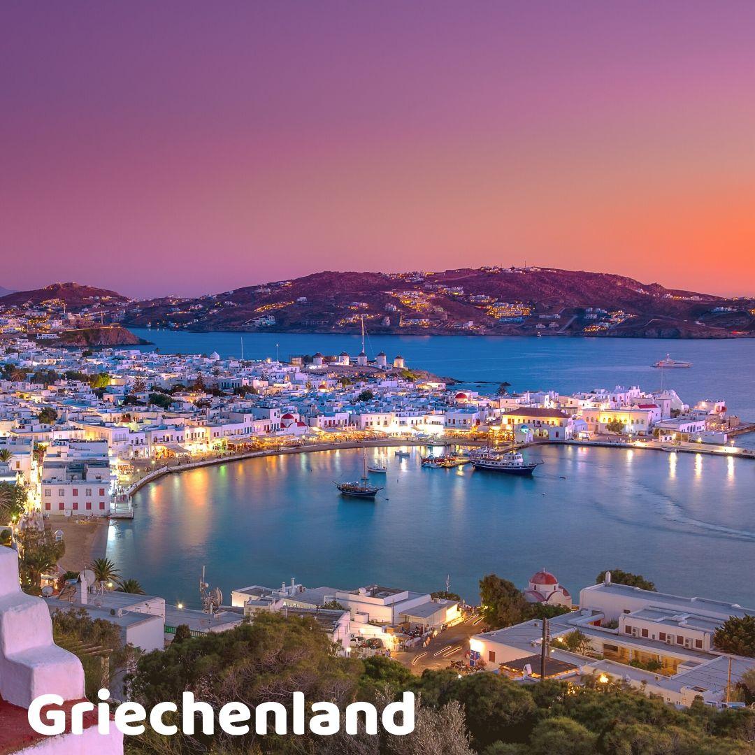 CrossFit Urlaub in Griechenland